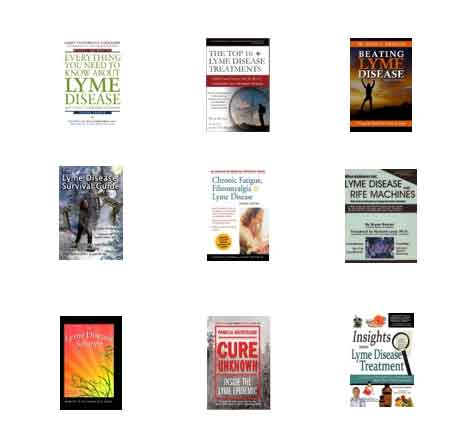 Lyme Disease Book Suggestions